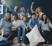Crea un ambiente familiar propicio